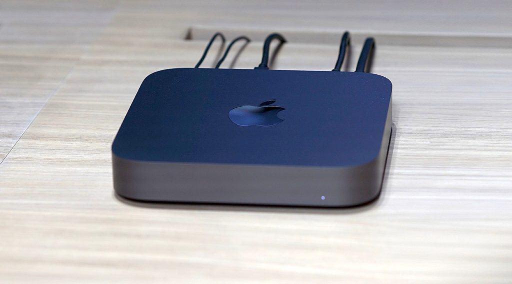 Mac mini kaufen leicht gemacht (Bild: Raphael Zeier)