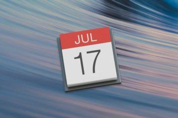 Kalenderwoche Mac: Wochenzahl auf dem Mac anzeigen