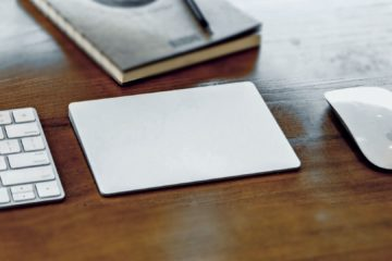 Multitouch mit Apple Magic Trackpad und Magic Mouse