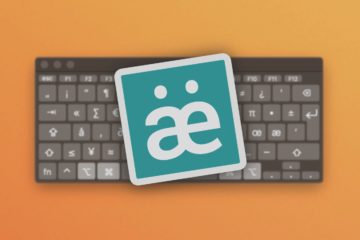 Sonderzeichen Mac Tastatur