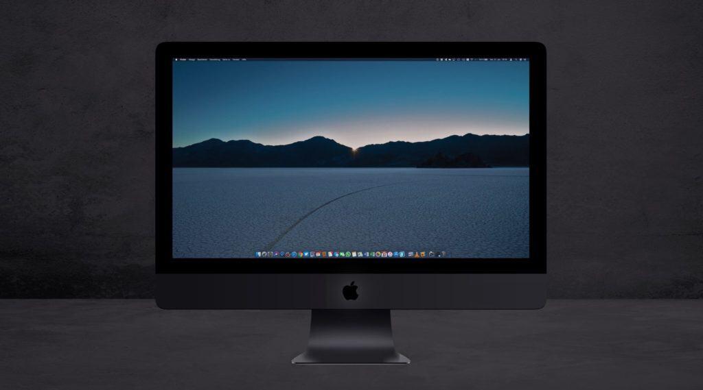 iMac Pro kaufen leicht gemacht (Foto von Wikipedia, Rafael Fernandez)