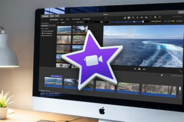 iMovie App: Video Editing auf dem Mac (Beitragsbild)
