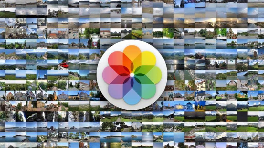 Apple Fotos – Beitragsbild