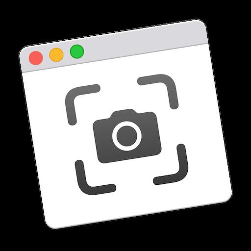 Bildschirmfoto Screenshot Mac (Icon)