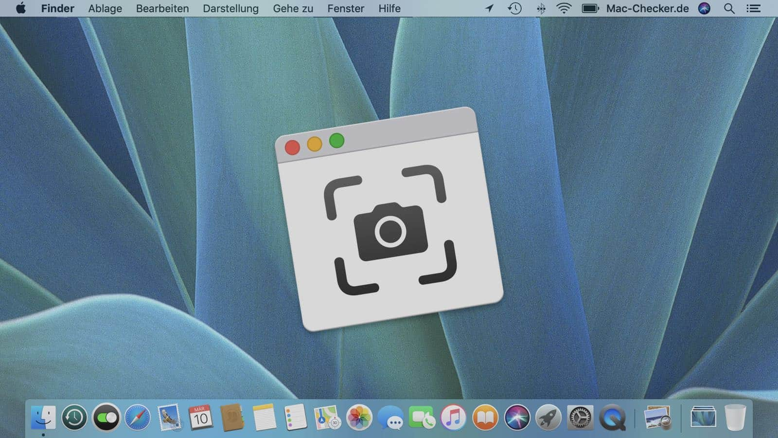 Screenshot Mac Bildschirmfoto In Macos Praxistipp Mac Checker